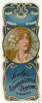 Seely's Egyptian Lotus Perfume