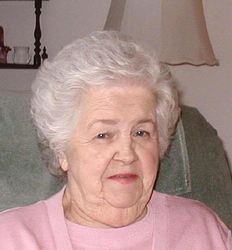 Evelyn (Washburn) Seelye