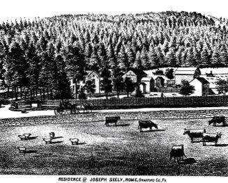 The Joseph Seely farm