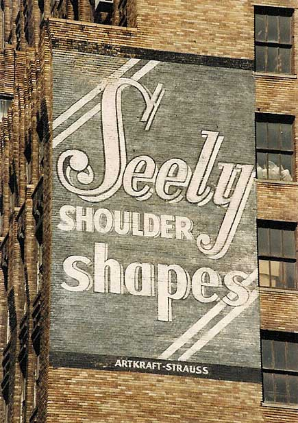 Seely Shoulder Shapes