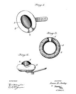 1903 SEELEY Truss Pad Hernia Art #18211