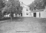 The home of Uri Seeley around 1791