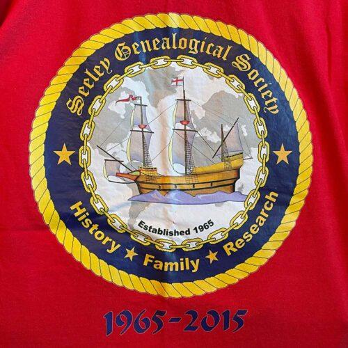 SGS 50th Anniversary T-Shirt