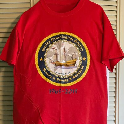 SGS 50th Anniversary T-Shirt