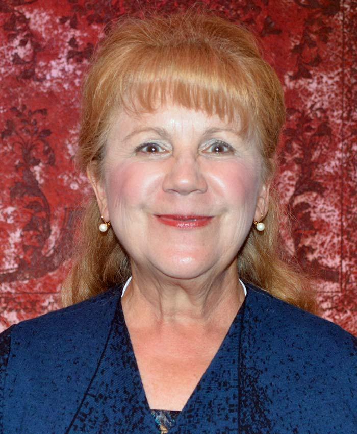 Patrica Palmer